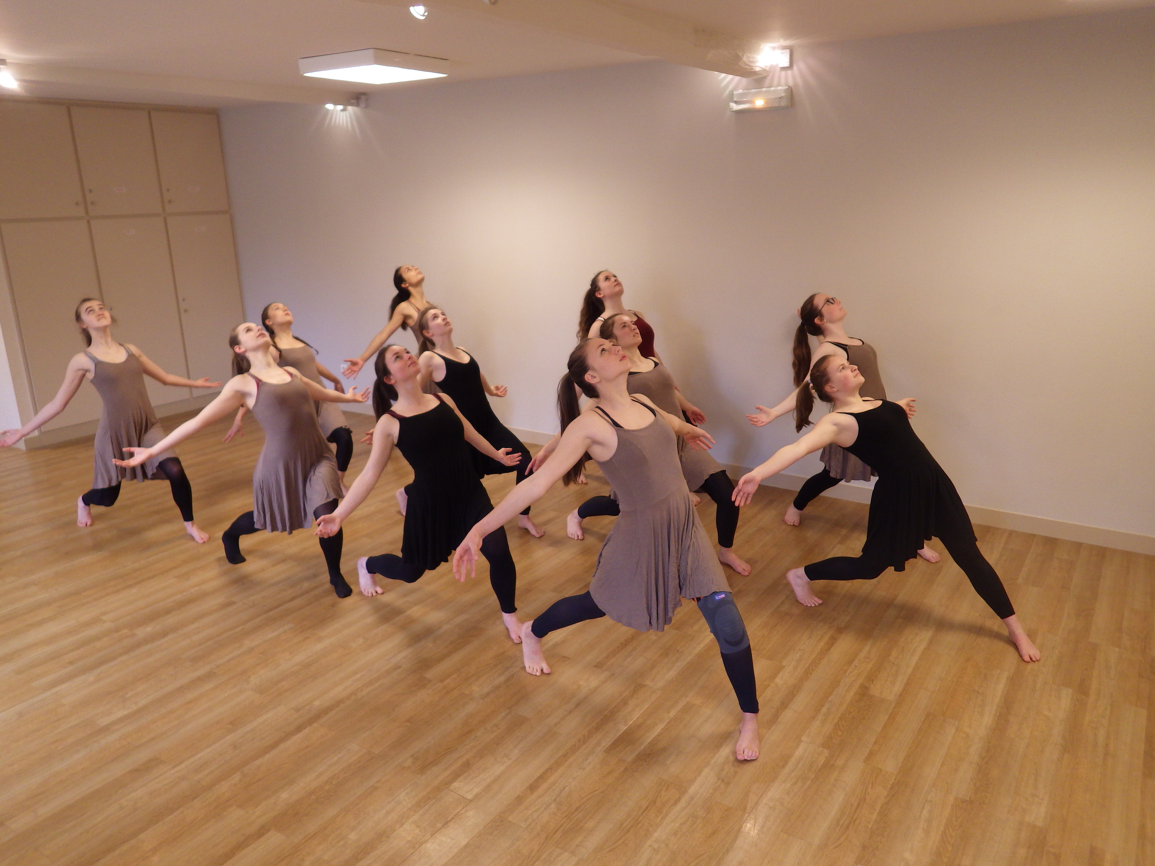 Photo de danse contemporaine